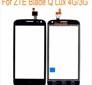 Стъкло за дисплей ZTE Blade Q Lux