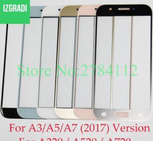 Стъкло за дисплей Samsung Galaxy A720