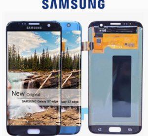 Оригинален дисплей за Samsung S7 Edge