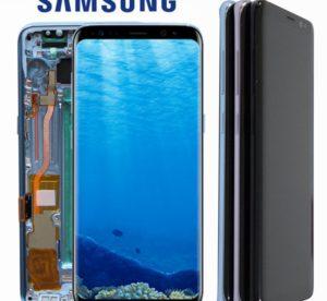 Оригинален дисплей за Samsung S8 Plus