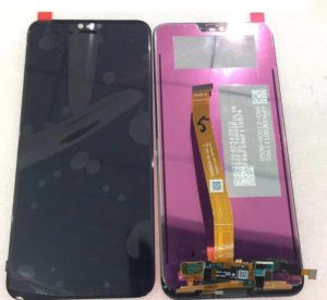 Оригинален дисплей за Huawei Honor 10 с пръстов отпечатък