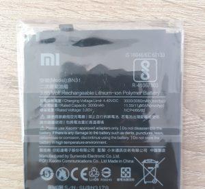 батерия-xiaomi-redmi-note-5a-bn31