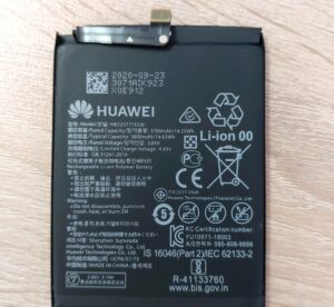 батерия-huawei-p40-HB525777ECW